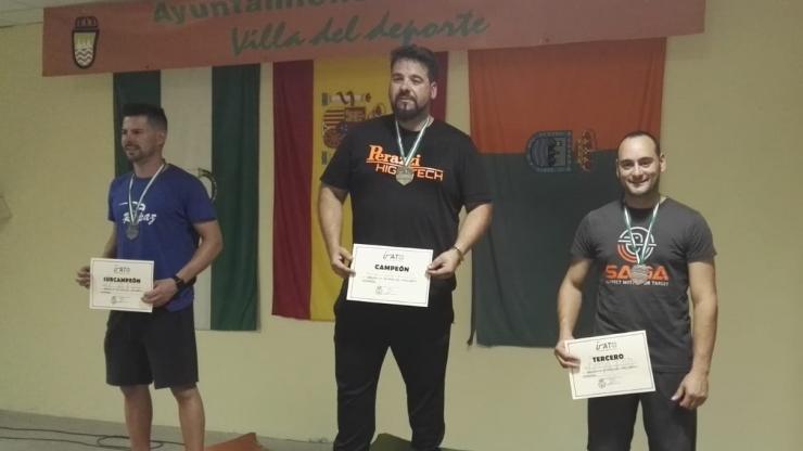 Gran Master Andalucía F.O. en Gádor (Almería)