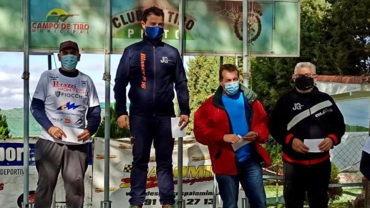 Primera Tirada Liguilla de Invierno Foso Universal en Pinto (Madrid)
