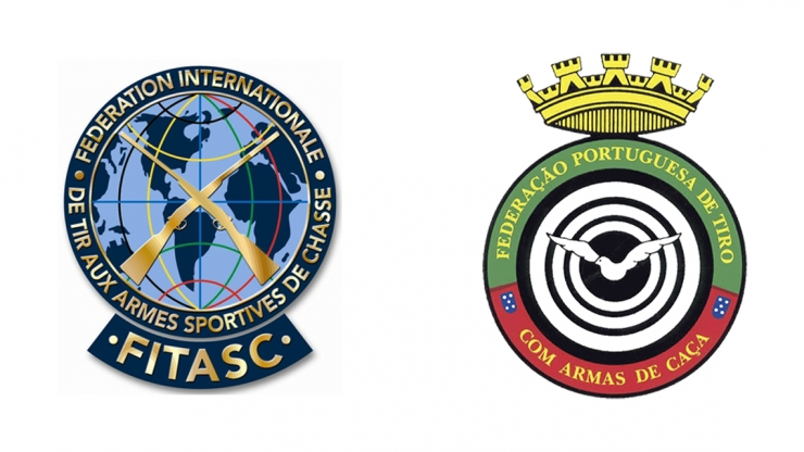 De la FITASC y la Federación Portuguesa de Tiro con Armas de Caza.