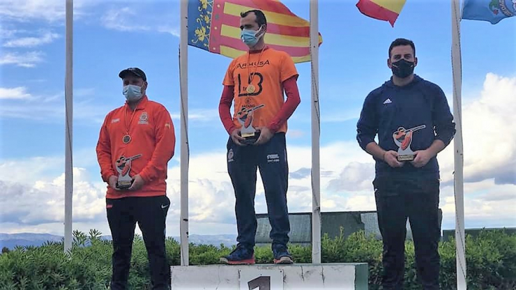 1ª Puntuable Ranking Autonómico (1ª Copa RFEDETO) F.O. en Cheste (Valencia)