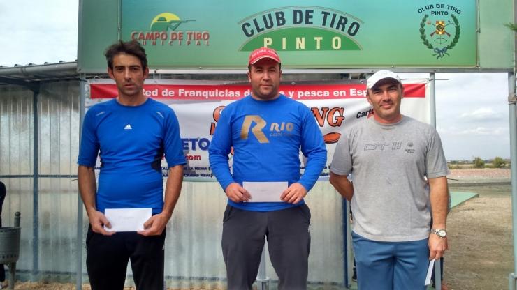 Gran Tirada al Plato Pilar 2016 Foso Olímpico en Pinto (Madrid)