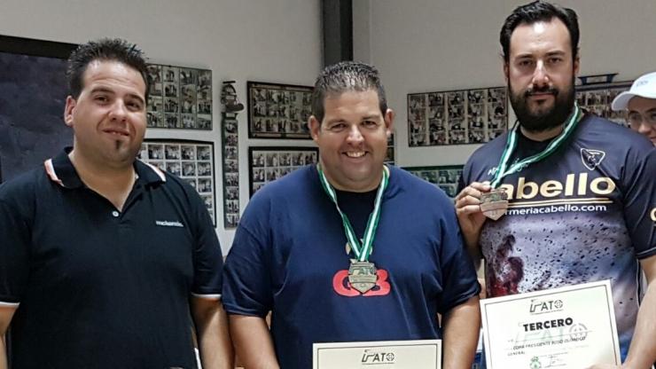 Copa Presidente Foso Olímpico y Campeonato Andalucía por Equipos Provinciales.