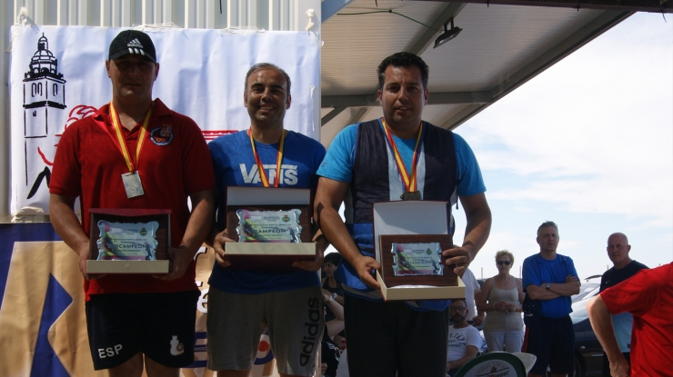 Campeonato España de Minifoso en Valladolid.