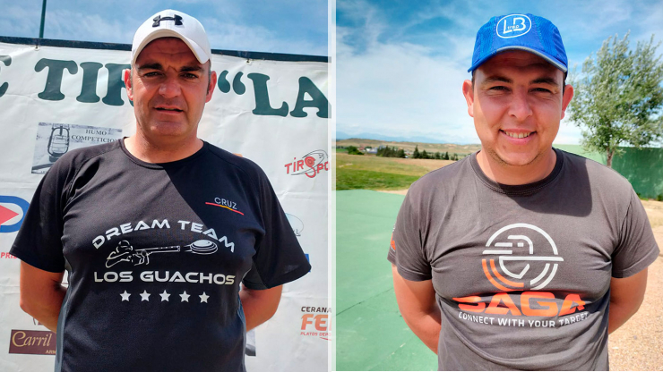 Tirada Previa a la Vacuna y III Campeonato Regional Absoluto F.U. en Azután (Toledo)