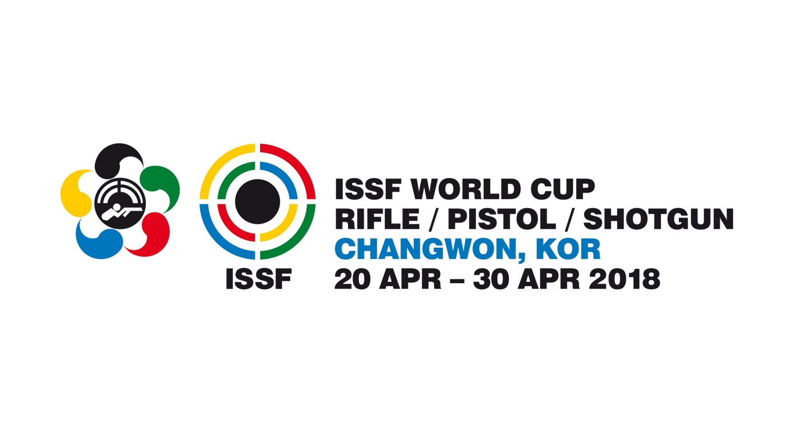 ISSF World Cup Trap Men en Changwon (Corea del Sur) 1er Día.