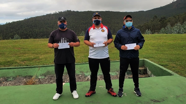 3ª Fase Campeonato Gallego de Regularidad F.O. 2020 - 2º Tirada Carril García en San Roque (Viveiro)