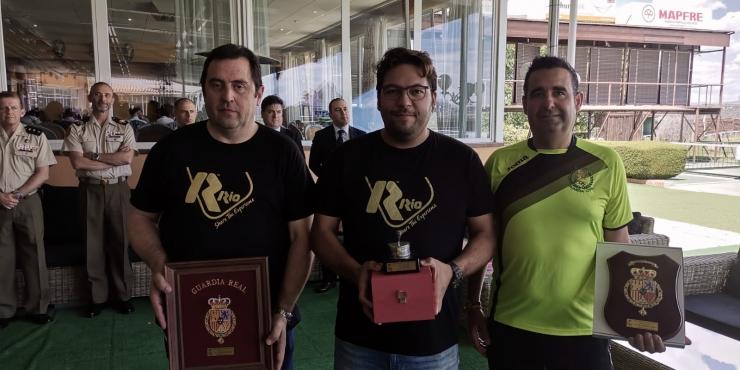 XVIII Trofeo Guardia Real de Tiro al Plato F.O. en Somontes (Madrid)
