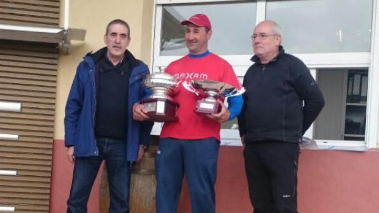 Copa de Euskadi Foso Universal en Eibar, Guipúzcoa.