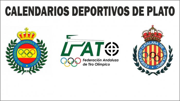Las federaciones anuncian sus nuevos calendarios deportivos.