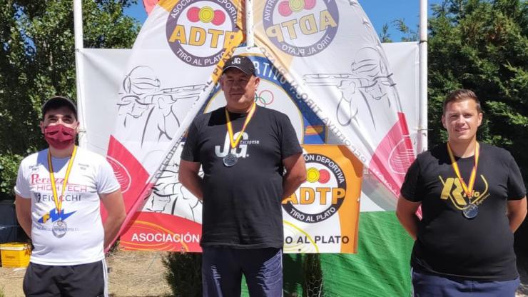 Gran Premio Internacional ADTP – Reinauguración C.T. El Fresnillo F.U. en Ávila.