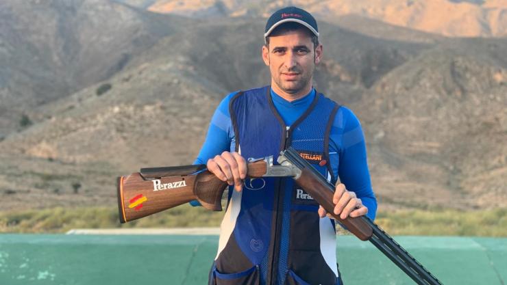 Tirada al Plato Foso Olímpico en El Ejido (Almería)