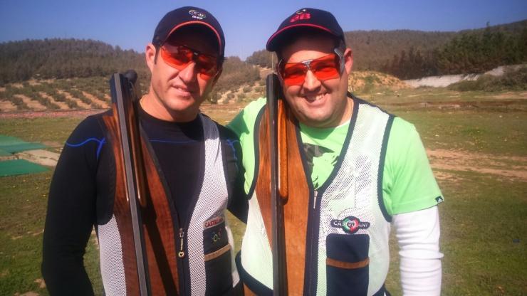 Campeonato de Andalucía Trap 3 en los Faisanes