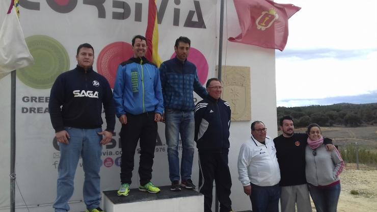 1ª Puntuable Campeonato Provincial F.O. en Cuenca.