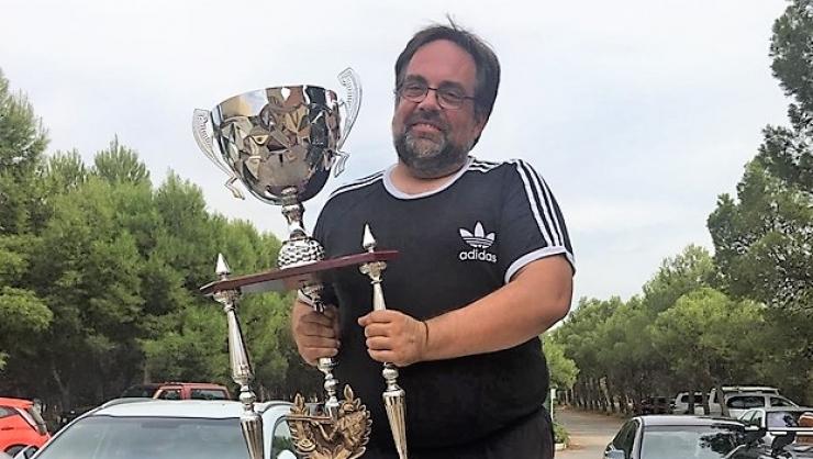 Corona de Aragón Foso Universal en Monzón (Huesca)