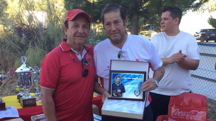 "Tirada Homenaje a Pepe ""El Panadero"" Previa Copa de España F.O. en pinto (Madrid)"