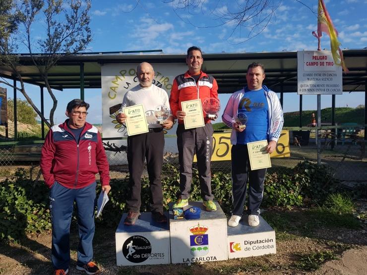 Campeonato Provincial Absoluto y Categorías F.O. en La Carlota (Córdoba)