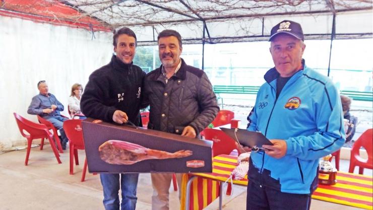 Final del Campeonato de Primavera de F.U. en Monzón (Huesca)