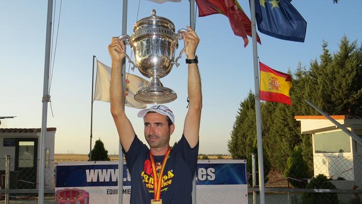 Copa de España Foso Olímpico en Pinto (Madrid)
