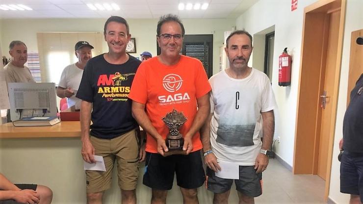 XXIV Gran Trofeo La Bastida Foso Olímpico en Toledo