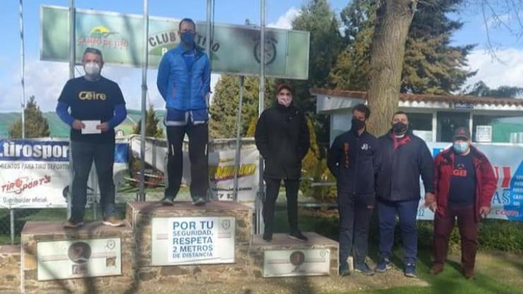 Tirada Liguilla de Invierno F.O en Pinto (Madrid)