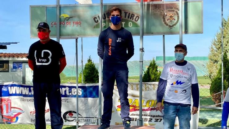 1ª Tirada del Circuito de Invierno Club de Tiro Pinto F.O. en Pinto (Madrid)