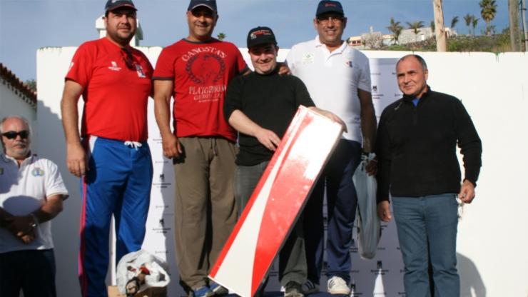 I Gran Premio Armeria Medina M.F en Tenerife