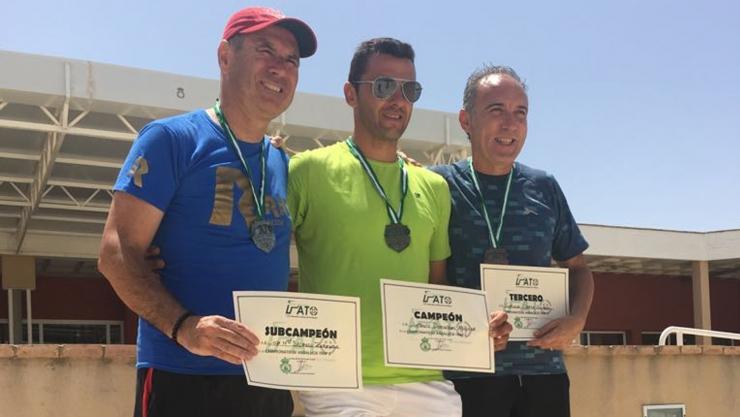 Campeonato de Andalucía Trap 5 en Carmona (Sevilla)
