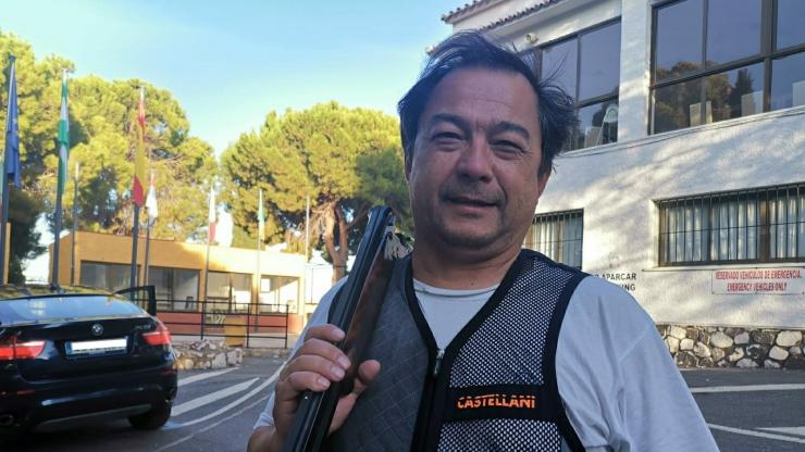 Previa al Gran Premio Foso Olímpico Armería Prieto en Alhaurin de la Torre (Málaga)