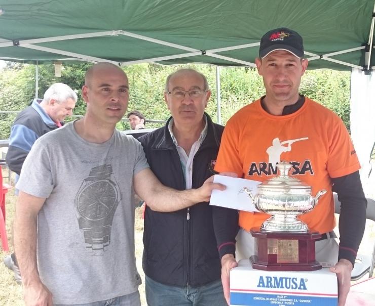 Copa de Bizkaia M.F. en Akarlanda.