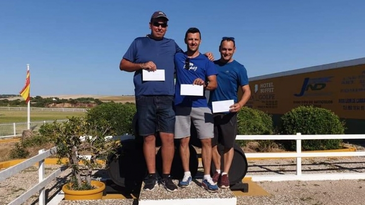 Campeonato Provincial de Jerez Foso Universal.