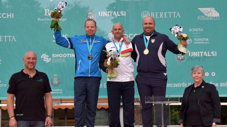 Campeonato del Mundo Paratrap F.O. en Lonato (Italia)