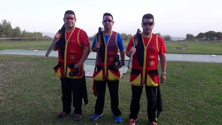 Campeonato del Mundo Militar de F.O. en Doha (Catar)