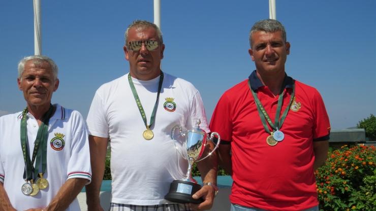 Campeonato del Mundo de Trap 3 en Cheste (Valencia)
