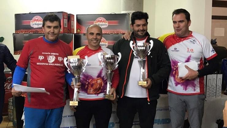 II Gran Premio Armería Prieto IG Sport Trap Foso Universal en Valladolid.