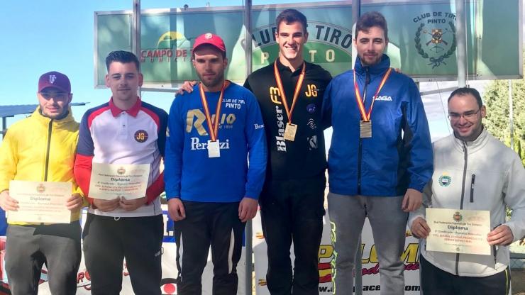 Campeonato España Jóvenes Promesas RFEDETO