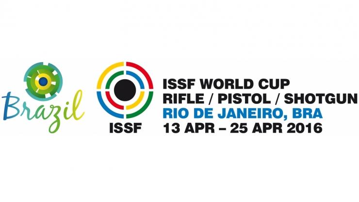 Copa del Mundo ISSF Damas en Rio de Janeiro (Brasil)
