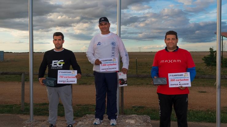 V Gran premio Excopesa – Cartuchos J&G en Valladolid