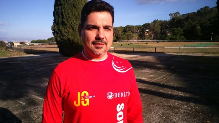 Tirada Interclub Foso Olímpico en Jarapalo.