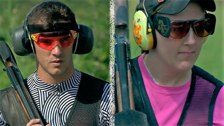 30º Shooting Summer Universiade F.O. en Napoli (Italia)