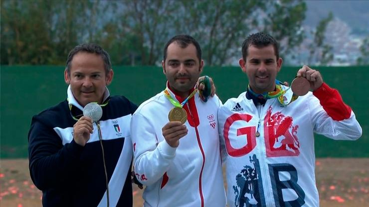 Juegos Olímpicos Rio 2016 Senior Foso Olímpico