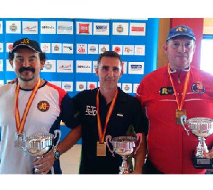 Campeonato de España Absoluto y Categorías de Doble Trap