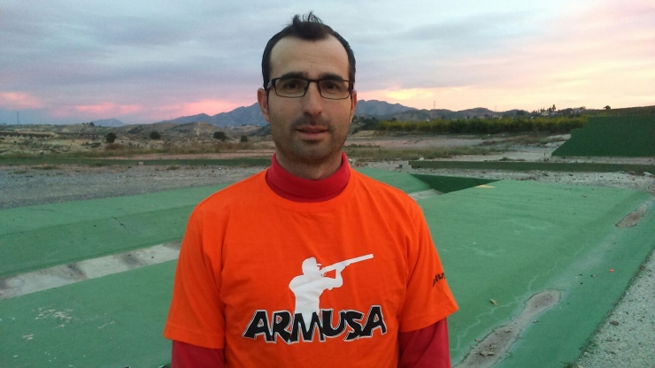 Tirada SOLO TIRO Inauguración Temporada 2016 en Fortuna (Murcia) F.O