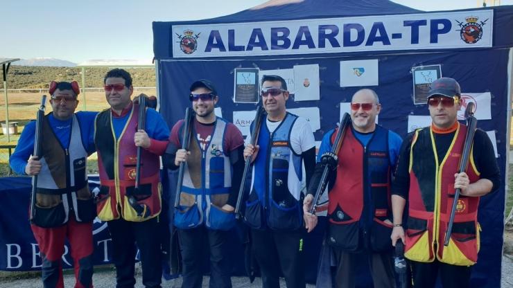 I Campeonato Militar de Foso Olímpico en Somontes (Madrid)