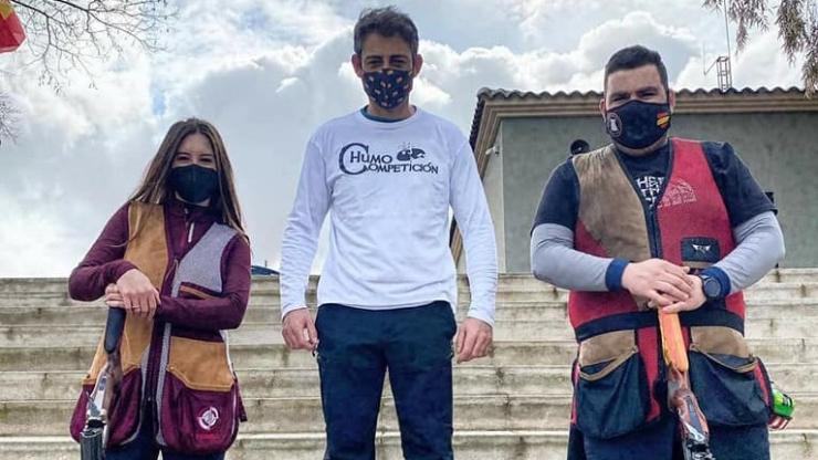Entrenamientos Federativos Foso Olímpico en La Bastida (Toledo)