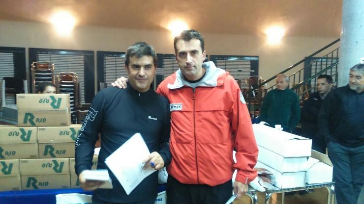 Gran Tirada Armería Prieto Segovia Rio Foso Olímpico 100 Platos