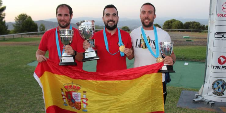 39º Campeonato del Mundo Foso Universal en Alhaurín de la Torre (Málaga)
