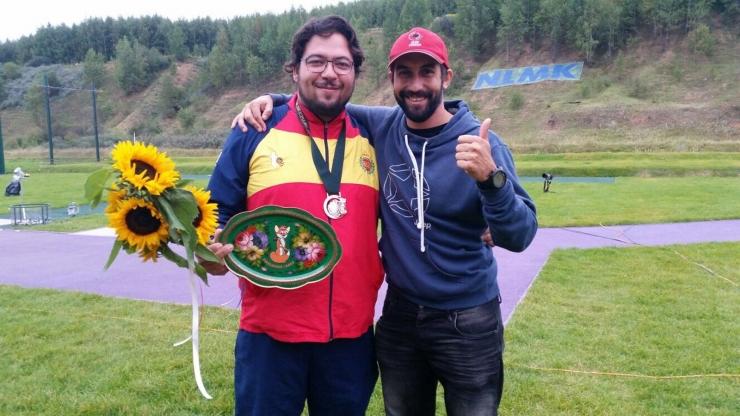 Campeonato del Mundo ISSF Foso Olímpico en Moscow (Rusia)