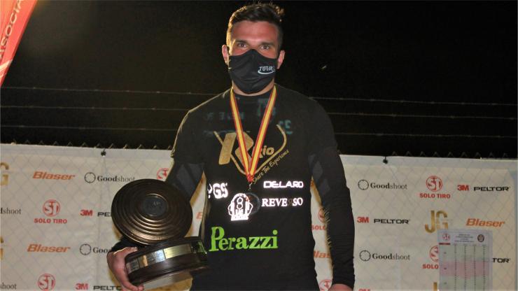 Copa ADTP - Gran Premio J&G de Foso Universal en Toledo.