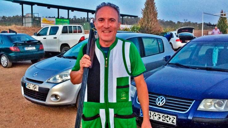 Tirada Benéfica Lucha contra el Cáncer F.U. en Zafra (Badajoz)