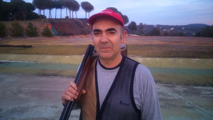 Tirada de Año Nuevo SOLO TIRO F.U. en Montoro (Córdoba)
